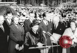 Image of Britain's Queen Elizabeth United States USA, 1954, second 49 stock footage video 65675063705
