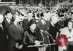 Image of Britain's Queen Elizabeth United States USA, 1954, second 52 stock footage video 65675063705