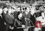 Image of Britain's Queen Elizabeth United States USA, 1954, second 55 stock footage video 65675063705