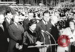 Image of Britain's Queen Elizabeth United States USA, 1954, second 56 stock footage video 65675063705