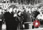 Image of Britain's Queen Elizabeth United States USA, 1954, second 60 stock footage video 65675063705