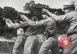 Image of Department of Justice agents Quantico Virginia USA, 1936, second 46 stock footage video 65675063712