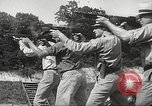 Image of Department of Justice agents Quantico Virginia USA, 1936, second 47 stock footage video 65675063712