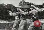 Image of Department of Justice agents Quantico Virginia USA, 1936, second 48 stock footage video 65675063712