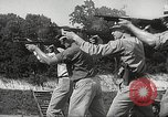 Image of Department of Justice agents Quantico Virginia USA, 1936, second 49 stock footage video 65675063712