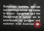 Image of Department of Justice United States USA, 1934, second 25 stock footage video 65675063713