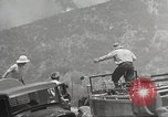 Image of forest fire California United States USA, 1934, second 12 stock footage video 65675063715
