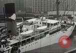 Image of United Fruit Liner Atenas New York United States USA, 1934, second 16 stock footage video 65675063717