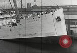 Image of United Fruit Liner Atenas New York United States USA, 1934, second 22 stock footage video 65675063717