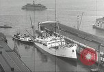 Image of United Fruit Liner Atenas New York United States USA, 1934, second 24 stock footage video 65675063717