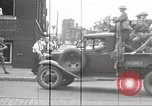 Image of United States Guards United States USA, 1934, second 42 stock footage video 65675063721