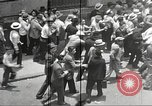 Image of Mexican automobile drivers Mexico City Mexico, 1934, second 27 stock footage video 65675063722