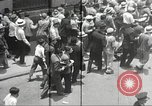 Image of Mexican automobile drivers Mexico City Mexico, 1934, second 28 stock footage video 65675063722