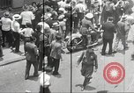Image of Mexican automobile drivers Mexico City Mexico, 1934, second 29 stock footage video 65675063722
