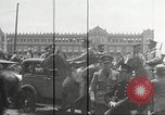 Image of Mexican automobile drivers Mexico City Mexico, 1934, second 30 stock footage video 65675063722