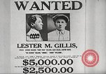Image of Lester Joseph Gillis Niles Center Illinois USA, 1934, second 15 stock footage video 65675063727