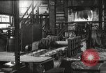 Image of Forging saw blades at Disston Saw works factory Philadelphia Pennsvlvania USA, 1920, second 3 stock footage video 65675063729