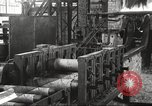 Image of Forging saw blades at Disston Saw works factory Philadelphia Pennsvlvania USA, 1920, second 42 stock footage video 65675063729