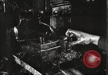 Image of Rifle manufacturing United States USA, 1918, second 62 stock footage video 65675063739