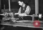 Image of Manufacture of Browning Automatic Rifles in the U.S.A. New Haven Connecticut. United States USA, 1918, second 6 stock footage video 65675063743