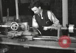Image of Manufacture of Browning Automatic Rifles in the U.S.A. New Haven Connecticut. United States USA, 1918, second 10 stock footage video 65675063743