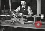 Image of Manufacture of Browning Automatic Rifles in the U.S.A. New Haven Connecticut. United States USA, 1918, second 11 stock footage video 65675063743