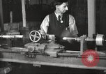 Image of Manufacture of Browning Automatic Rifles in the U.S.A. New Haven Connecticut. United States USA, 1918, second 12 stock footage video 65675063743