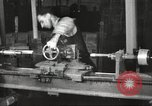 Image of Manufacture of Browning Automatic Rifles in the U.S.A. New Haven Connecticut. United States USA, 1918, second 16 stock footage video 65675063743