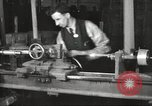 Image of Manufacture of Browning Automatic Rifles in the U.S.A. New Haven Connecticut. United States USA, 1918, second 17 stock footage video 65675063743