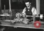 Image of Manufacture of Browning Automatic Rifles in the U.S.A. New Haven Connecticut. United States USA, 1918, second 21 stock footage video 65675063743