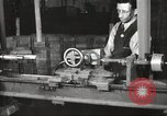 Image of Manufacture of Browning Automatic Rifles in the U.S.A. New Haven Connecticut. United States USA, 1918, second 22 stock footage video 65675063743