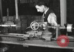 Image of Manufacture of Browning Automatic Rifles in the U.S.A. New Haven Connecticut. United States USA, 1918, second 23 stock footage video 65675063743
