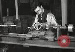 Image of Manufacture of Browning Automatic Rifles in the U.S.A. New Haven Connecticut. United States USA, 1918, second 24 stock footage video 65675063743
