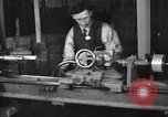 Image of Manufacture of Browning Automatic Rifles in the U.S.A. New Haven Connecticut. United States USA, 1918, second 25 stock footage video 65675063743
