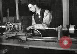 Image of Manufacture of Browning Automatic Rifles in the U.S.A. New Haven Connecticut. United States USA, 1918, second 27 stock footage video 65675063743