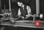 Image of Manufacture of Browning Automatic Rifles in the U.S.A. New Haven Connecticut. United States USA, 1918, second 28 stock footage video 65675063743