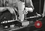 Image of Manufacture of Browning Automatic Rifles in the U.S.A. New Haven Connecticut. United States USA, 1918, second 34 stock footage video 65675063743