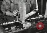 Image of Manufacture of Browning Automatic Rifles in the U.S.A. New Haven Connecticut. United States USA, 1918, second 38 stock footage video 65675063743