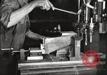 Image of Manufacture of Browning Automatic Rifles in the U.S.A. New Haven Connecticut. United States USA, 1918, second 42 stock footage video 65675063743