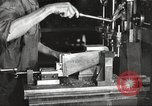 Image of Manufacture of Browning Automatic Rifles in the U.S.A. New Haven Connecticut. United States USA, 1918, second 49 stock footage video 65675063743