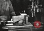 Image of Manufacture of Browning Automatic Rifles in the U.S.A. New Haven Connecticut. United States USA, 1918, second 54 stock footage video 65675063743