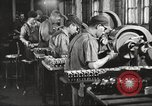 Image of Manufacture of Browning Automatic Rifles in the U.S. New Haven Connecticut. United States USA, 1918, second 2 stock footage video 65675063744