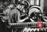 Image of Manufacture of Browning Automatic Rifles in the U.S. New Haven Connecticut. United States USA, 1918, second 20 stock footage video 65675063744