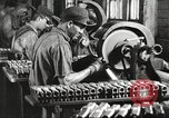 Image of Manufacture of Browning Automatic Rifles in the U.S. New Haven Connecticut. United States USA, 1918, second 23 stock footage video 65675063744