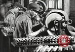 Image of Manufacture of Browning Automatic Rifles in the U.S. New Haven Connecticut. United States USA, 1918, second 24 stock footage video 65675063744