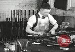 Image of Winchester Repeating Arms Company New Haven Connecticut USA, 1918, second 4 stock footage video 65675063745
