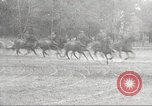 Image of US Army cavalry training Nebraska United States USA, 1914, second 59 stock footage video 65675063750