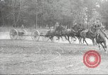 Image of US Army cavalry training Nebraska United States USA, 1914, second 60 stock footage video 65675063750