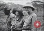 Image of Akeley-Eastman-Pomeroy expedition Kenya Africa, 1927, second 1 stock footage video 65675063758