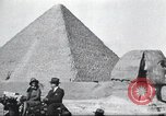 Image of tourists visit Egypt, 1927, second 7 stock footage video 65675063760